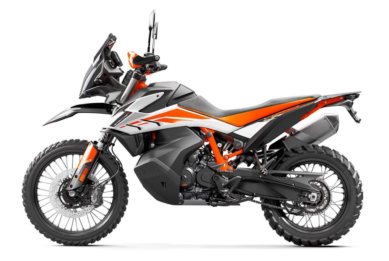 KTM 790 Adventure R technical specifications
